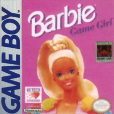 Barbie Game Girl Cover Art