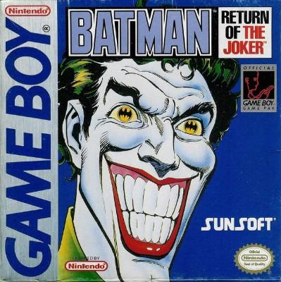 Batman: Return of the Joker Cover Art
