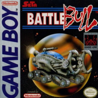 Battle Bull Cover Art