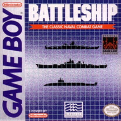 Battleship Cover Art