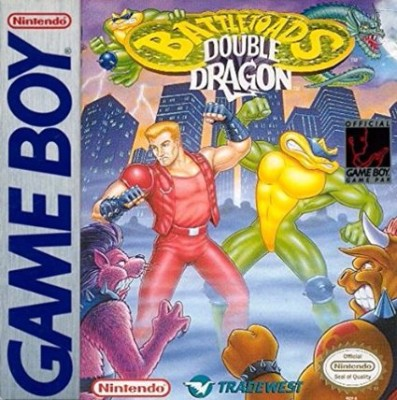 Battletoads & Double Dragon: The Ultimate Team Cover Art