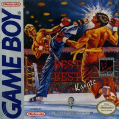 Best of the Best: Championship Karate Cover Art