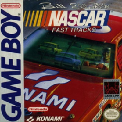 Bill Elliott's Nascar Fast Tracks Cover Art