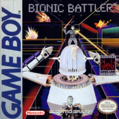 Bionic Battler Cover Art