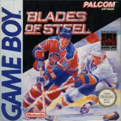 Blades of Steel Cover Art