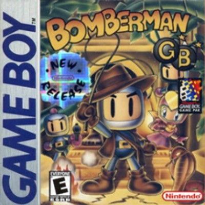 Bomberman GB Cover Art