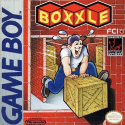 Boxxle Cover Art