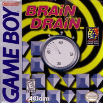 Brain Drain Cover Art