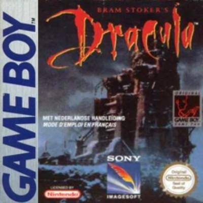 Dracula: Bram Stoker's Cover Art