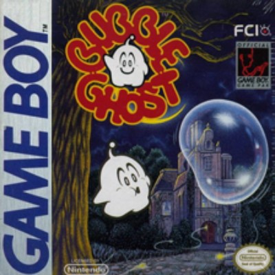 Bubble Ghost Cover Art