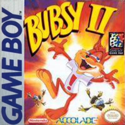 Bubsy II Cover Art