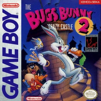 Bugs Bunny Crazy Castle 2 Cover Art