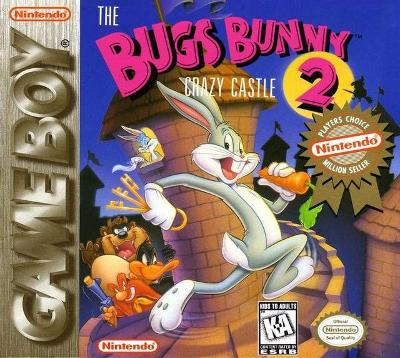 Bugs Bunny Crazy Castle 2 [Player's Choice] Cover Art