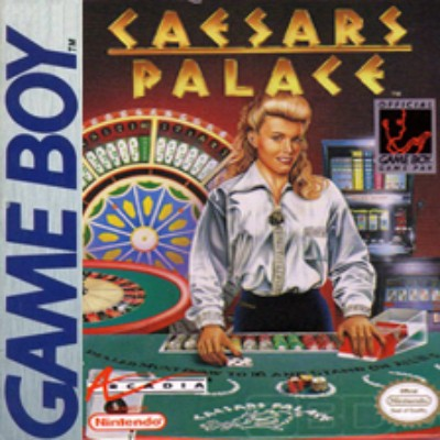 Caesars Palace Cover Art