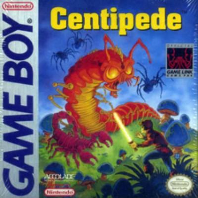 Centipede [Accolade] Cover Art