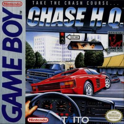 Chase H.Q. Cover Art