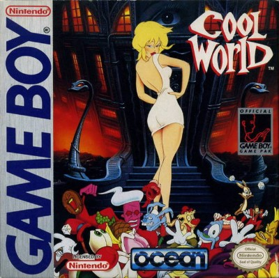 Cool World Cover Art