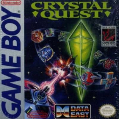 Crystal Quest Cover Art