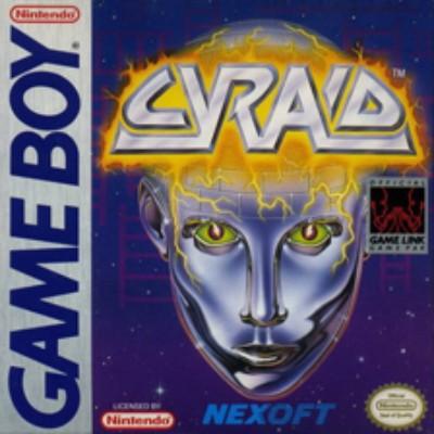 Cyraid Cover Art
