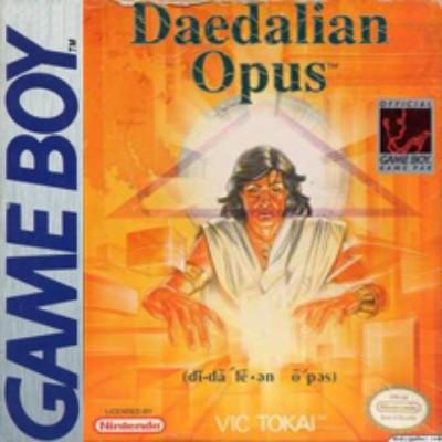 Daedalian Opus Cover Art