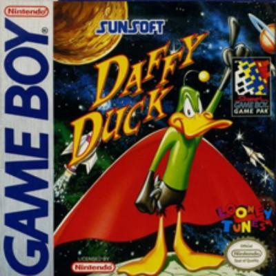 Daffy Duck Cover Art