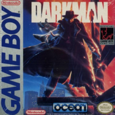 Darkman Cover Art