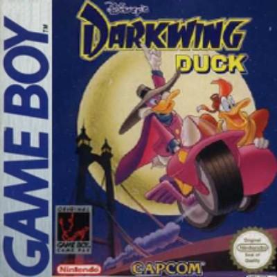 Darkwing Duck Cover Art