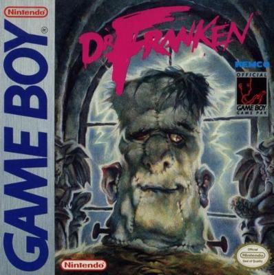Dr. Franken Cover Art