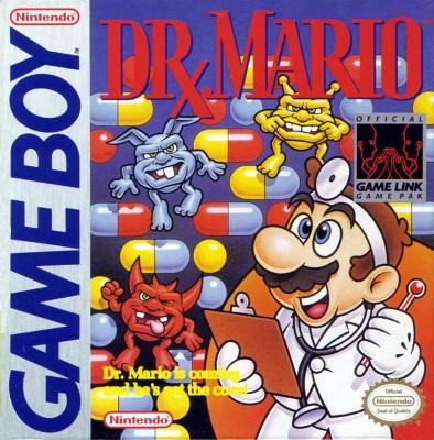 Dr. Mario Cover Art