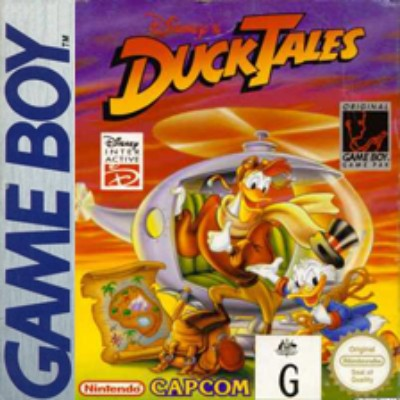 DuckTales Cover Art