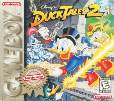 DuckTales 2 [Player's Choice] Cover Art