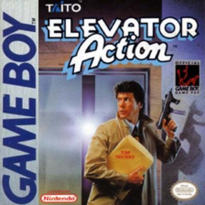 Elevator Action Cover Art
