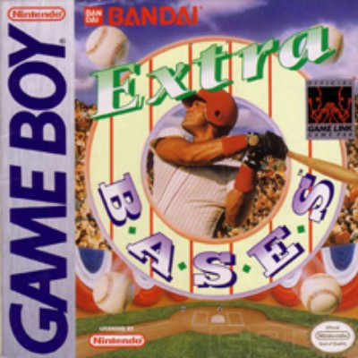 Extra Bases Cover Art