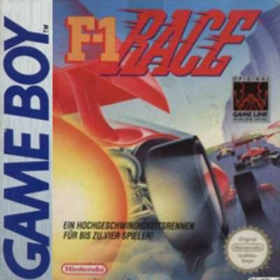 F-1 Race Cover Art