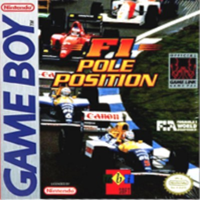 F1 Pole Position Cover Art