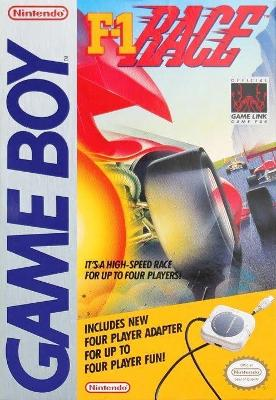 F-1 Race [4 Player Adapter Bundle] Cover Art