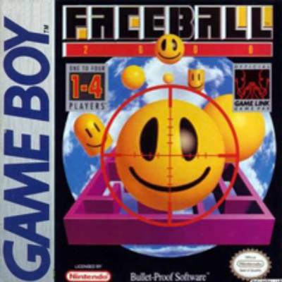 Faceball 2000 Cover Art