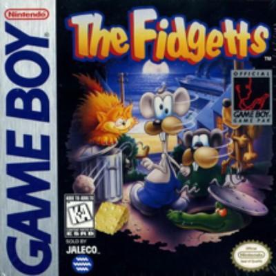 Fidgetts Cover Art