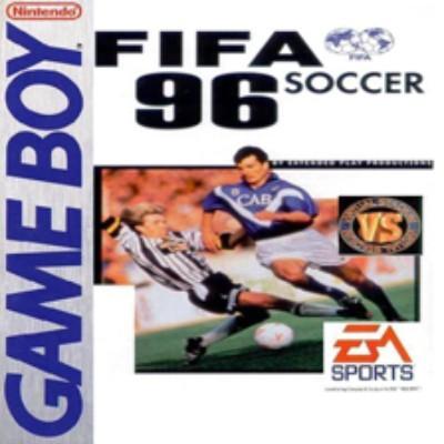 FIFA Soccer '96 Cover Art