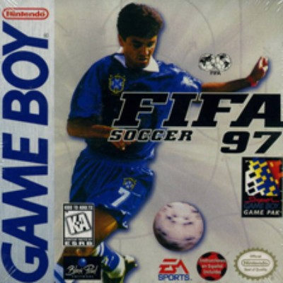 FIFA Soccer '97 Cover Art