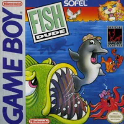 Fish Dude Cover Art