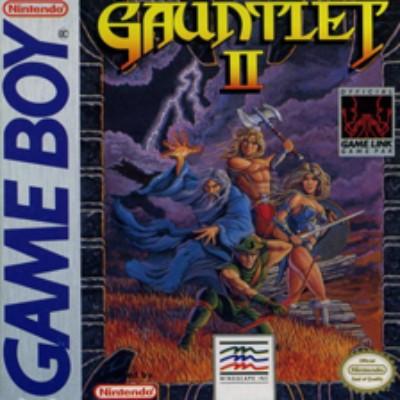 Gauntlet II Cover Art