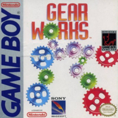Gear Works Cover Art