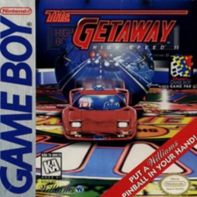 Getaway Cover Art