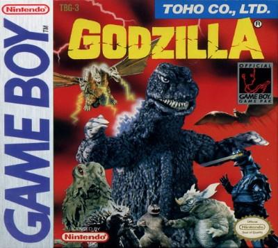 Godzilla Cover Art