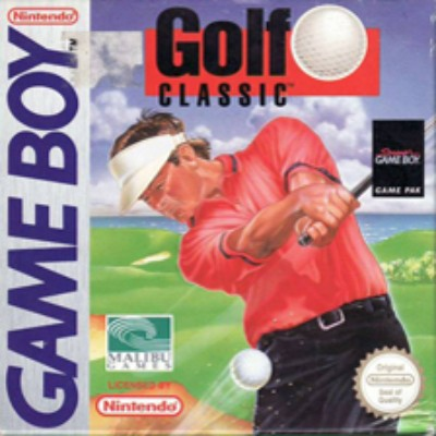 Sports Illustrated Golf Classic Cover Art