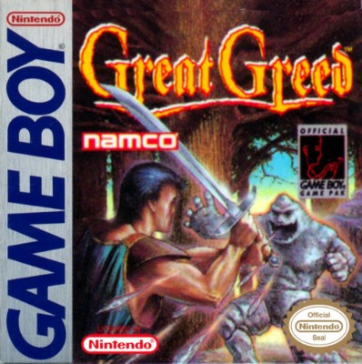 Great Greed Cover Art