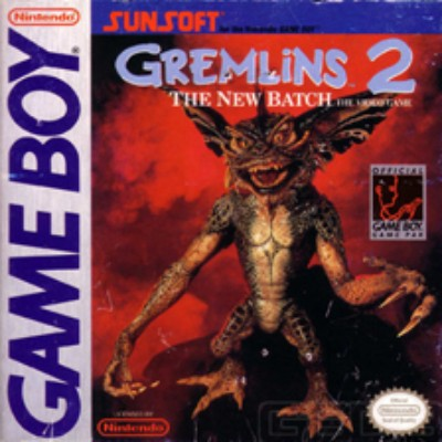 Gremlins 2: The New Batch Cover Art