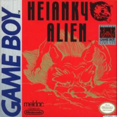 Heiankyo Alien Cover Art