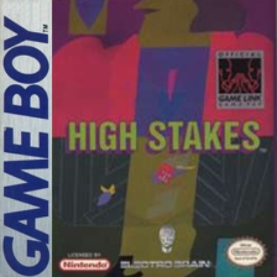 High Stakes Gambling Cover Art